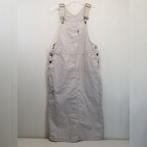 Christopher Banks M Overall Dress Beige Jumper